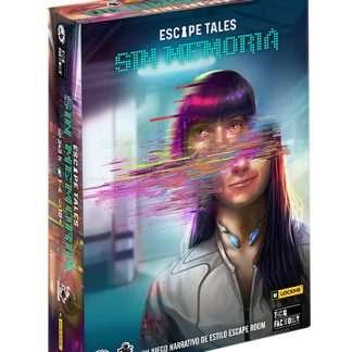 escape tales sin memoria