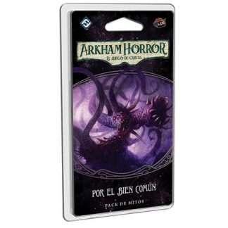 arkham horror lcg por el bien comun